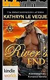 World of de Wolfe Pack: River's End (Kindle Worlds Novella)
