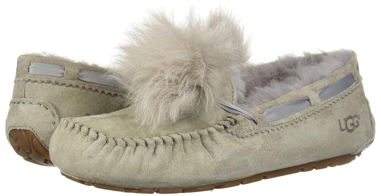 UGG - Dakota Pom Pom - Seal, Tamaño:38 EU: Amazon.es: Zapatos y complementos