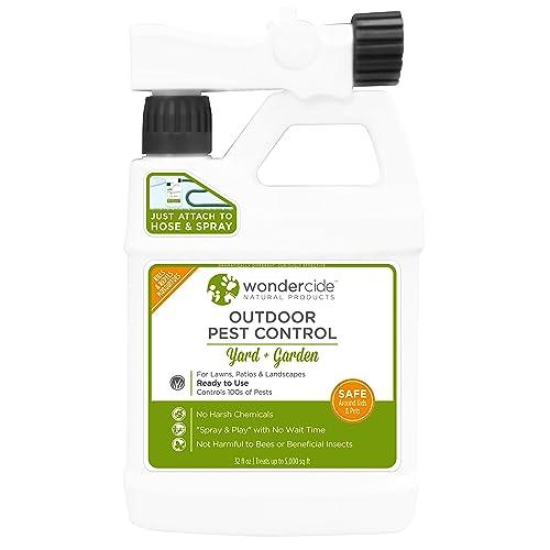Tick Yard Spray Safe For Pets Amazon Com