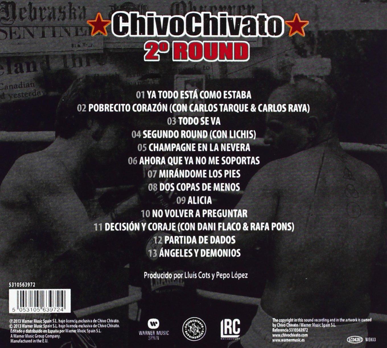 Segundo Round: Chivo Chivato: Amazon.es: Música