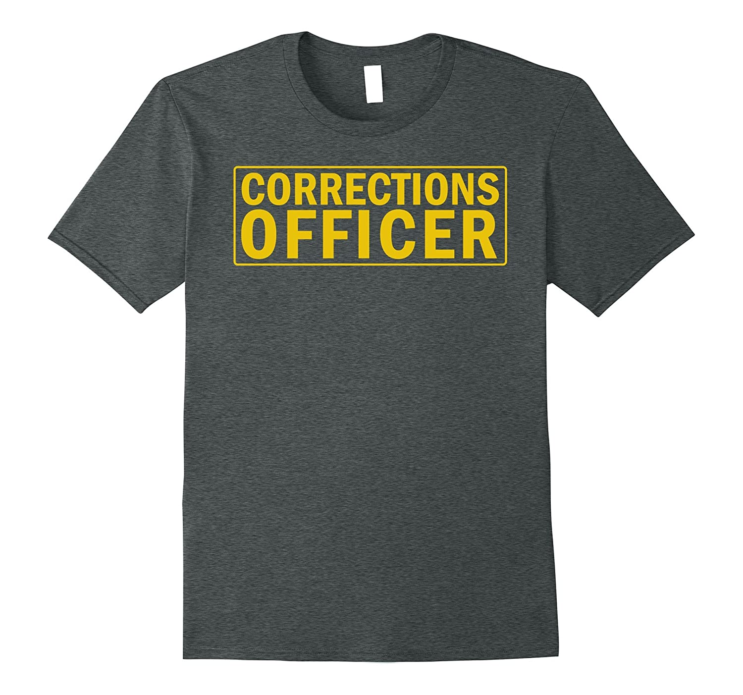 Official Prison Guard Shirt Corrections Officer Tee-FL