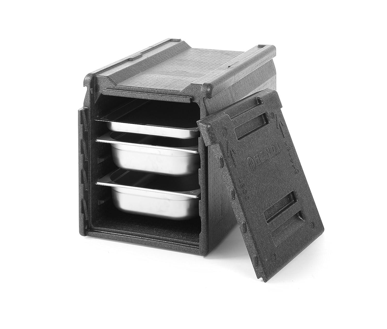ABS Kunststoff Hendi 424155 Thermo-Tablett Rechteckig