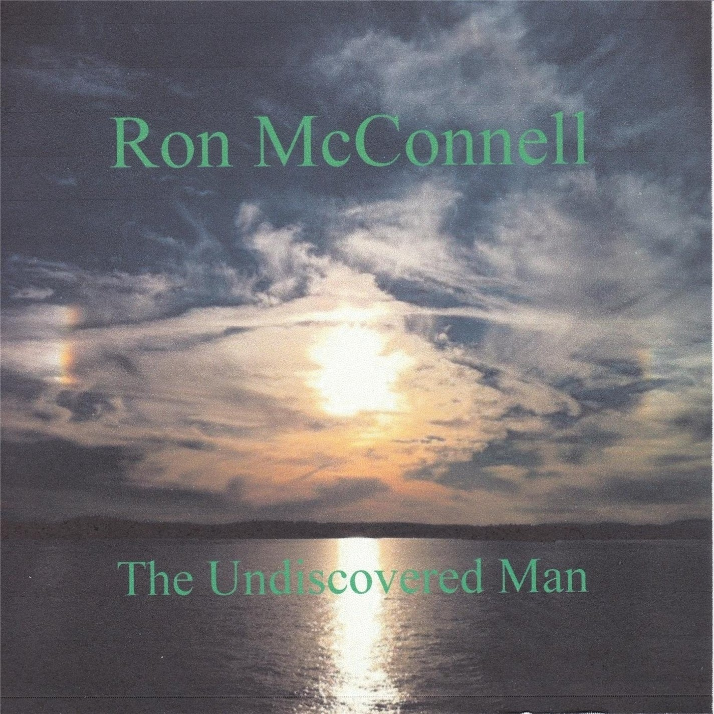 The Undiscovered Man: McConnell, Ron: Amazon.es: Música