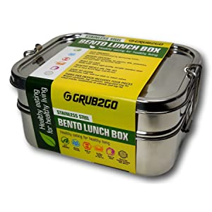 GRUB2GO PREMIUM Lunch Container