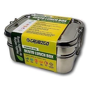 GRUB2GO PREMIUM Lunch Container