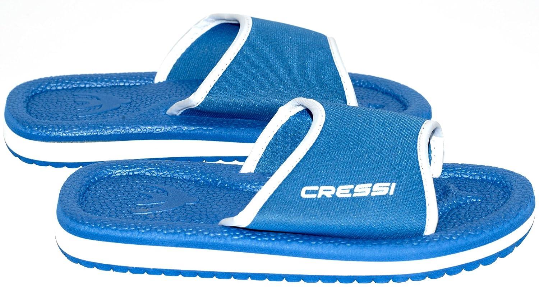 Cressi Kids Lipari Beach Sandals Child 34 EU Light Blue//White