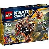 LEGO Nexo Knights Moltor's Lava Smasher Kit (187 Piece)