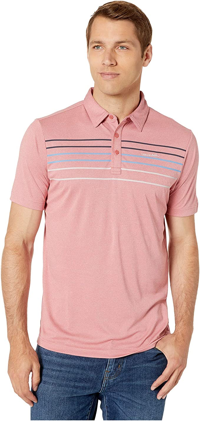 TravisMathew Men's Malm Polo
