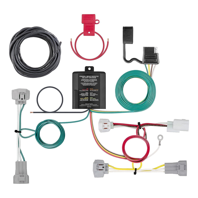 Curt Manufacturing 56349 Custom Wiring Harness