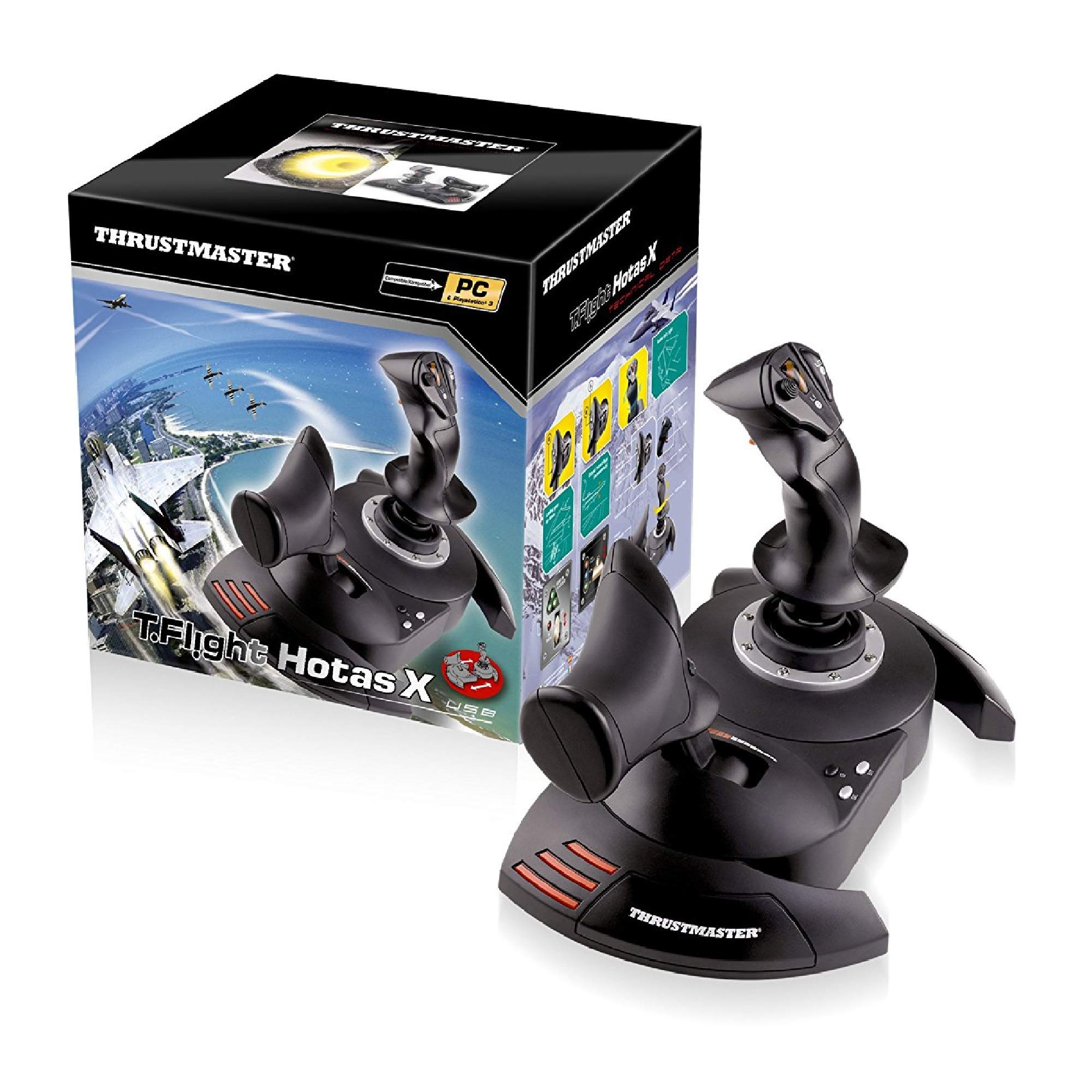 Thrustmaster T-Flight Hotas X Flight Stick by Thrustmaster (Image #4)