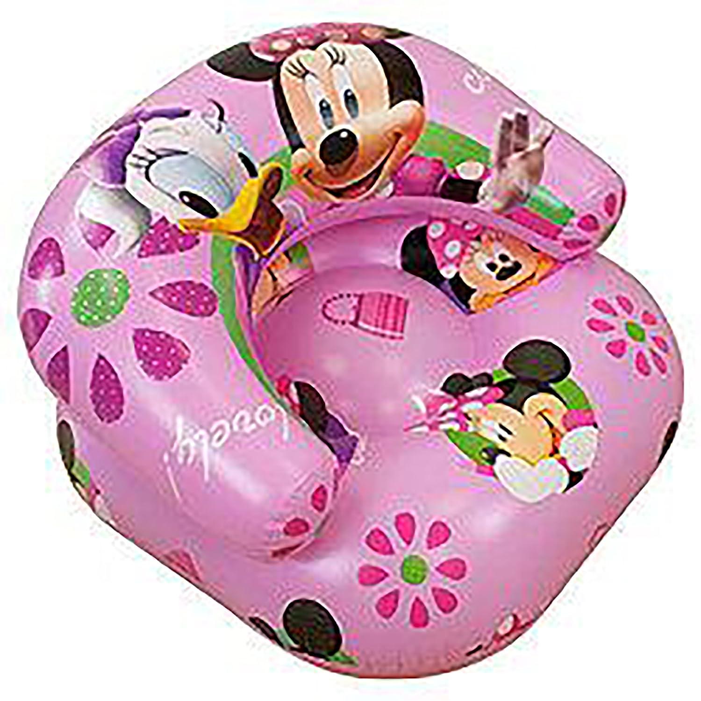 Silla Hinchable para niña con Minnie Mouse: Amazon.es: Hogar