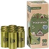 Pogi's Poop Bags - Large, Earth-Friendly, Leak-Proof Pet Waste Bags