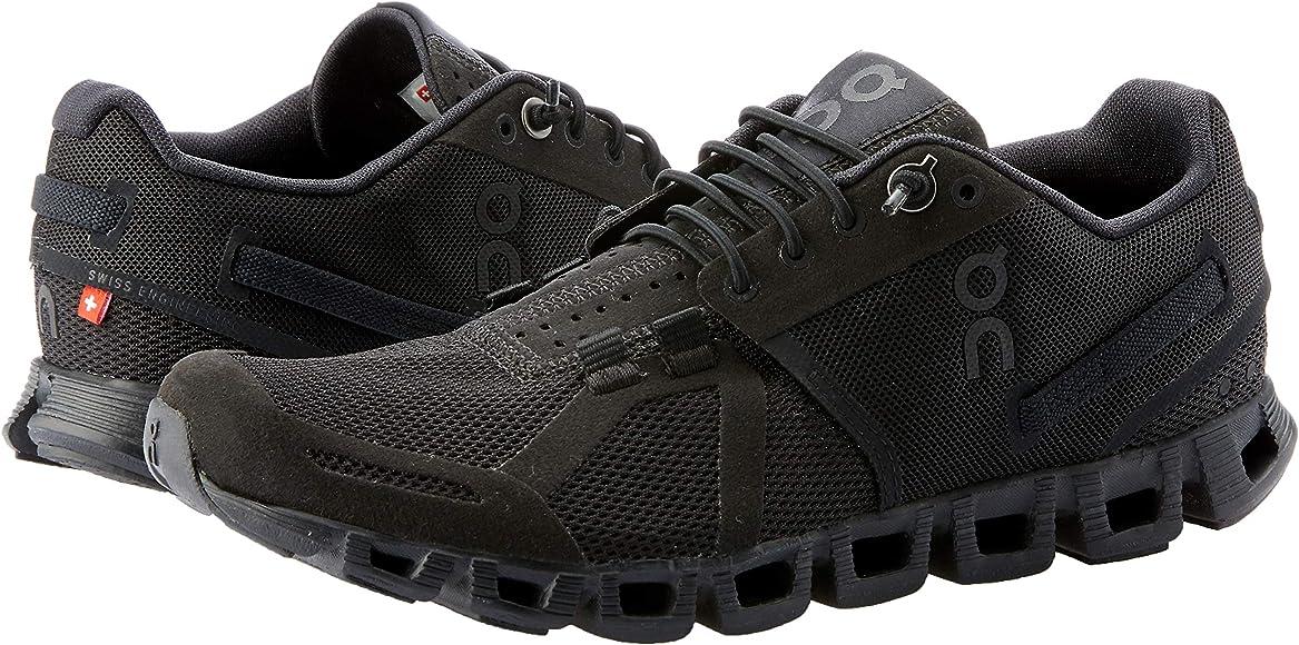 ON Running Cloud W Running Zapatillas (Negro, 38 EU): Amazon.es: Zapatos y complementos