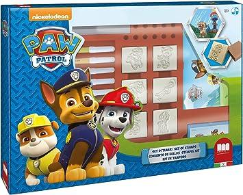 Patrulla Canina Multiprint - Juguete de Estampados (4903): Amazon.es: Juguetes y juegos