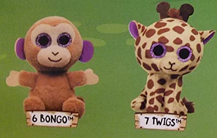 Image Unavailable. Image not available for. Color  Mcdonalds 2017 TEENIE  BEANIE BOOS ... 017e01d0873b