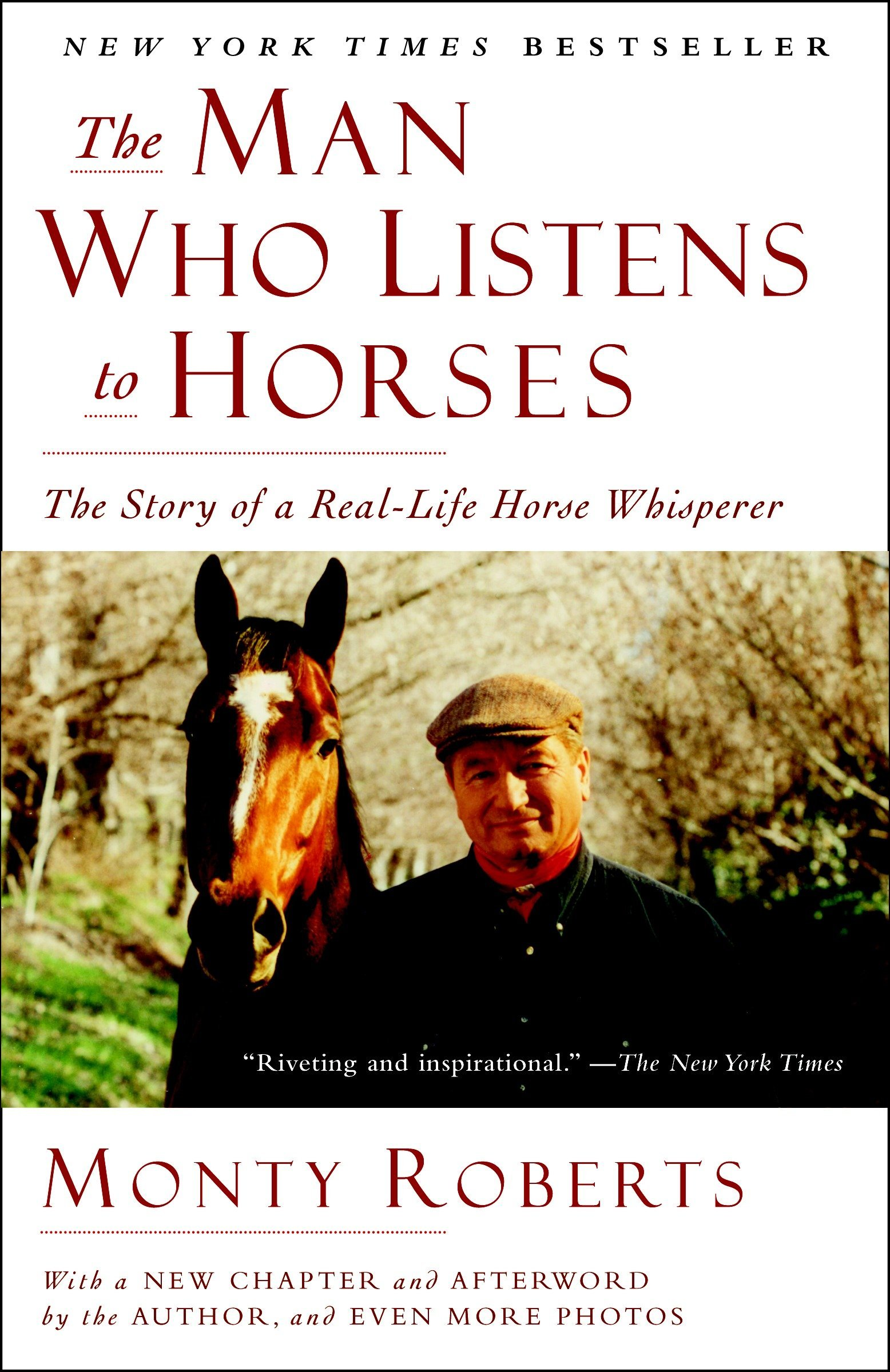 c960bf1b91a The Man Who Listens to Horses  The Story of a Real-Life Horse ...