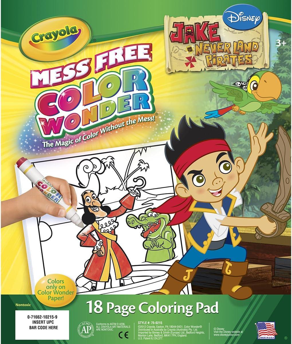 Crayola Colour Wonder Colouring Book Amazon Co Uk Toys Games