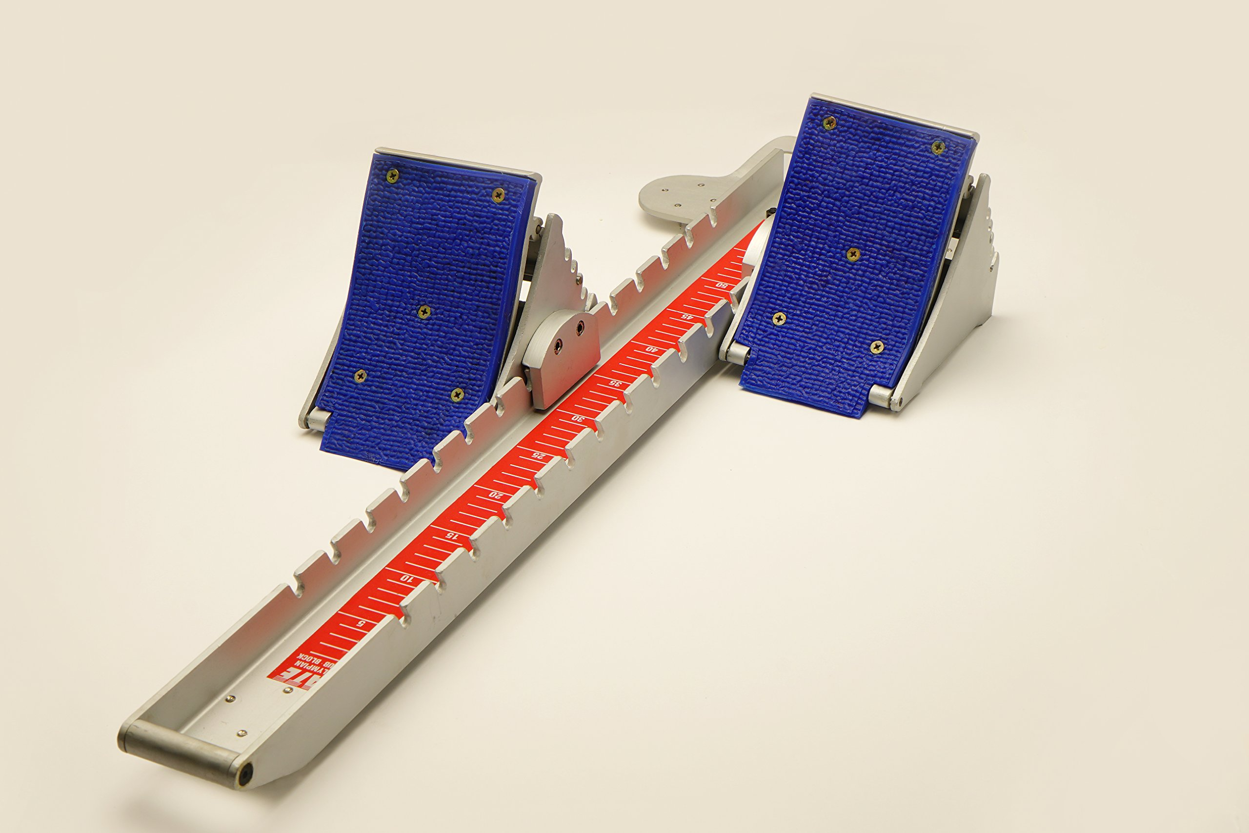 Gold Medal Champions track & field starting block