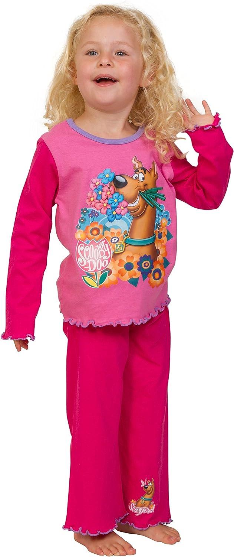Pigiama Scooby Doo Mystery per Ragazze della Ragazza Pigiama