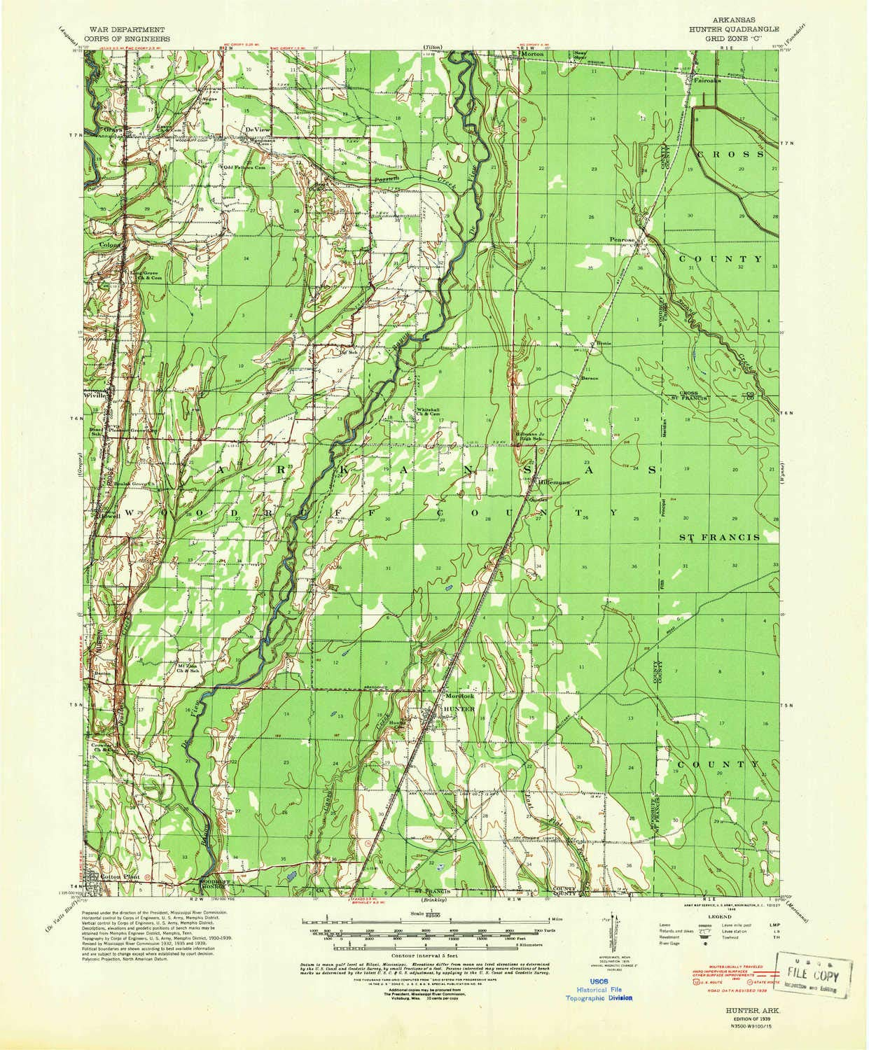 Amazon.com : YellowMaps Hunter AR topo map, 1:62500 Scale ... on map dallas, map wings, map navy,