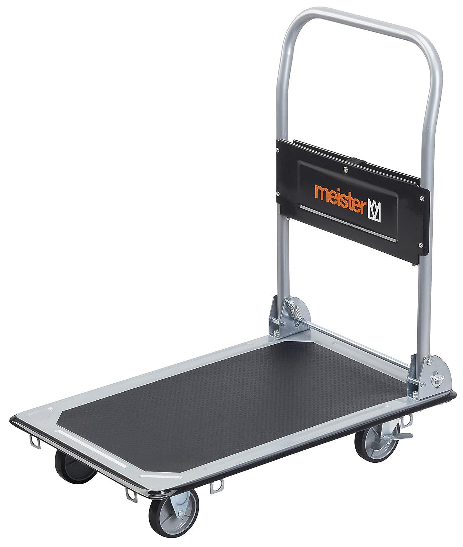Platform truck 150 kg, foldable Meister 8985530