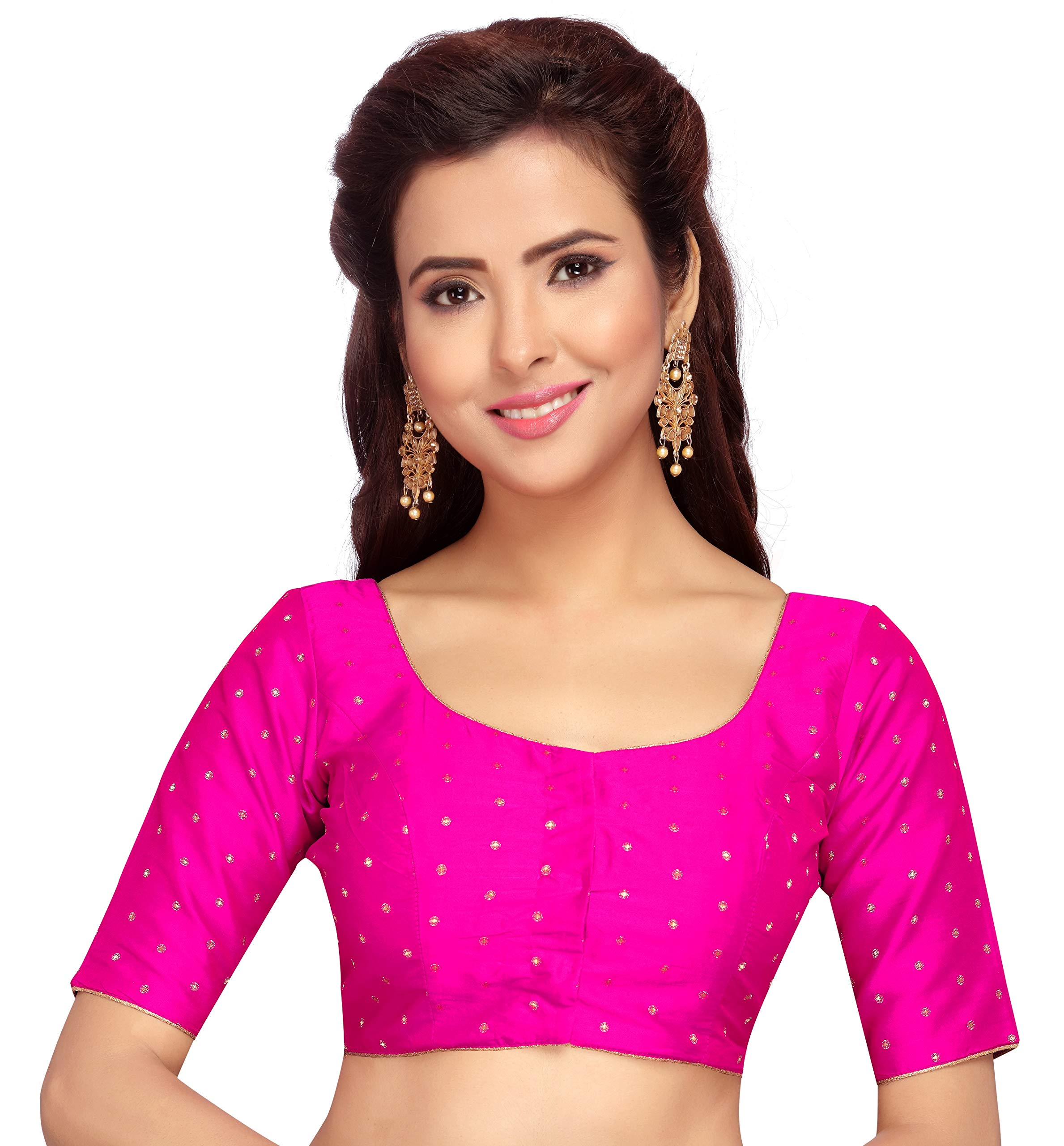 b7eda0e83020a6 Best Rated in Women's Saree Blouses & Helpful Customer Reviews ...