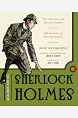 The New Annotated Sherlock Holmes: The Complete Short Stories: The Adventures of Sherlock Holmes and The Memoirs of Sherlock Holmes (Vol. 1) (The Annotated Books) Kindle Edition