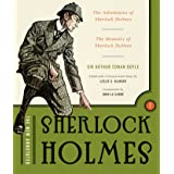 The New Annotated Sherlock Holmes: The Complete Short Stories: The Adventures of Sherlock Holmes and The Memoirs of Sherlock