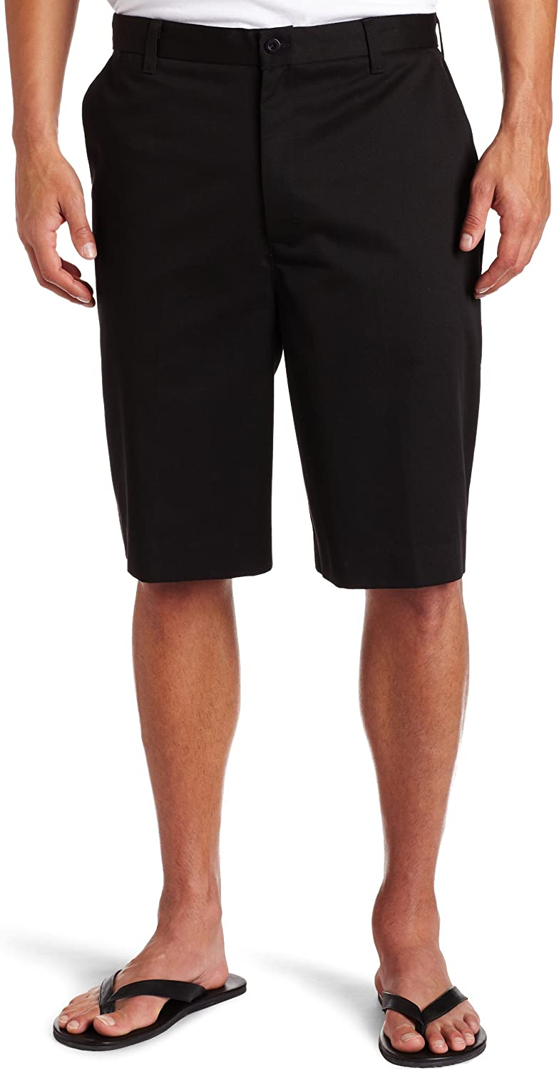 Classroom Mens Imported Flat Front Short