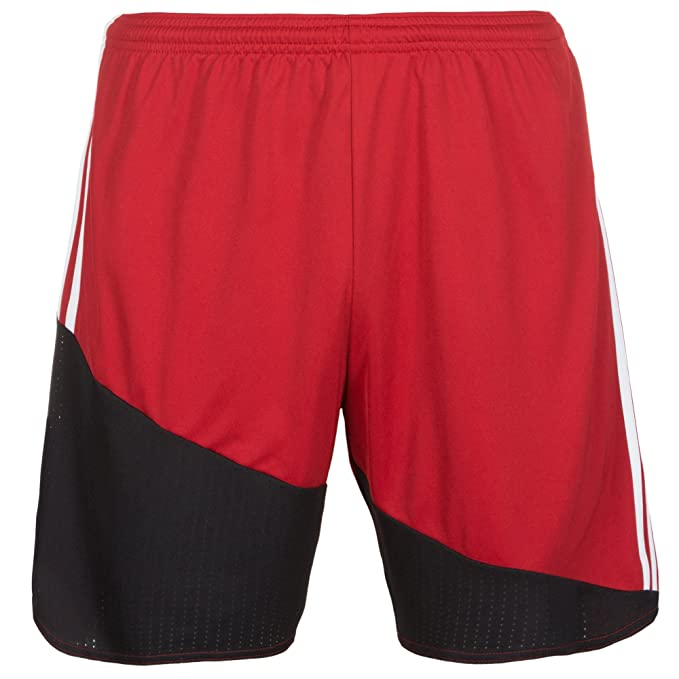 Adidas Regista 16 Mens Soccer Short YXS Power Red-White-Black
