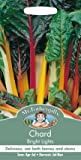 Mr Fothergills - Pictorial Packet - Vegetable - Swiss Chard Bright Lights - 150 Seeds