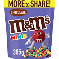 M&M's Milk Chocolate Minis, Large Bag (305g)