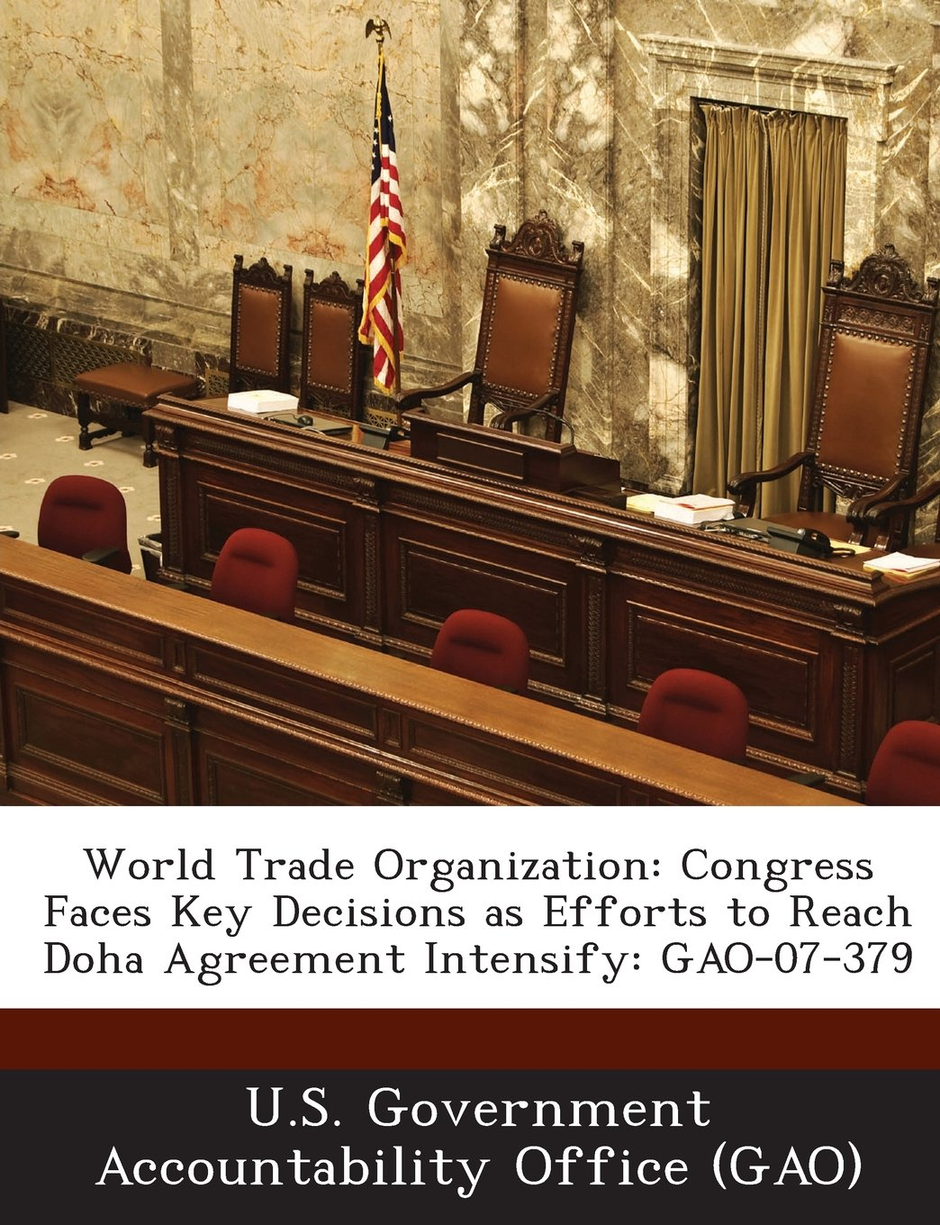 World Trade Organization Congress Faces Key Decisions As Efforts To