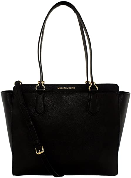 Michael Kors Women's Large Dee Dee Convertible Leather