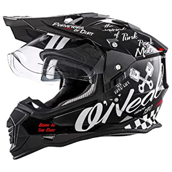 0623-12 ONeal 3Series Rancid Motocross MX Helm Multi Enduro Trail Quad Cross Offroad