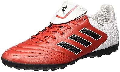 low priced a03b4 5820f Adidas Copa 17.4 Tf, pour les Chaussures de Formation de Football Homme,  Multicolore (