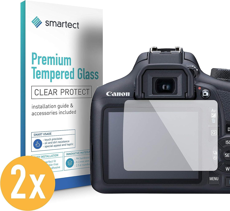 smartect Protector de Pantalla para Canon EOS 1200D / 1300D [2 ...