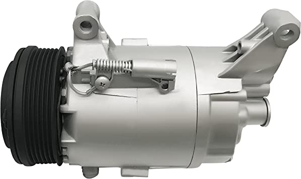 RYC Remanufactured AC Compressor and A//C Clutch IG581
