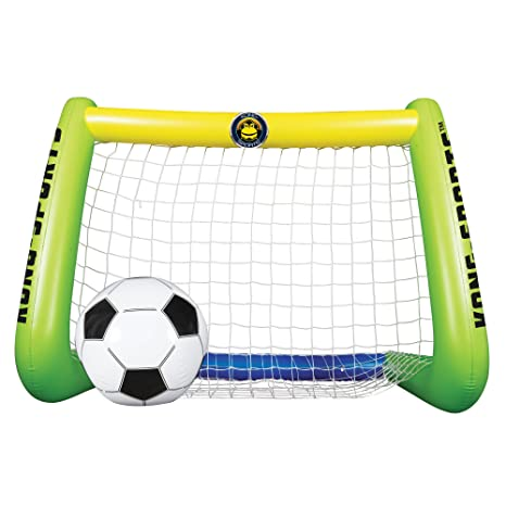 Amazon.com   Franklin Sports Kong-Air Giant Inflatable Soccer Set ... 4367c508ff47d