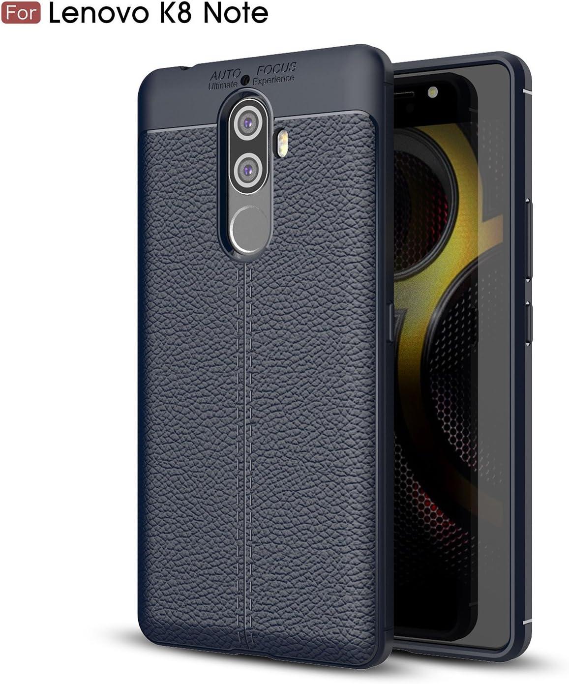BCIT Lenovo K8 Note Funda Carcasa Caso Cubierta de Protección de ...