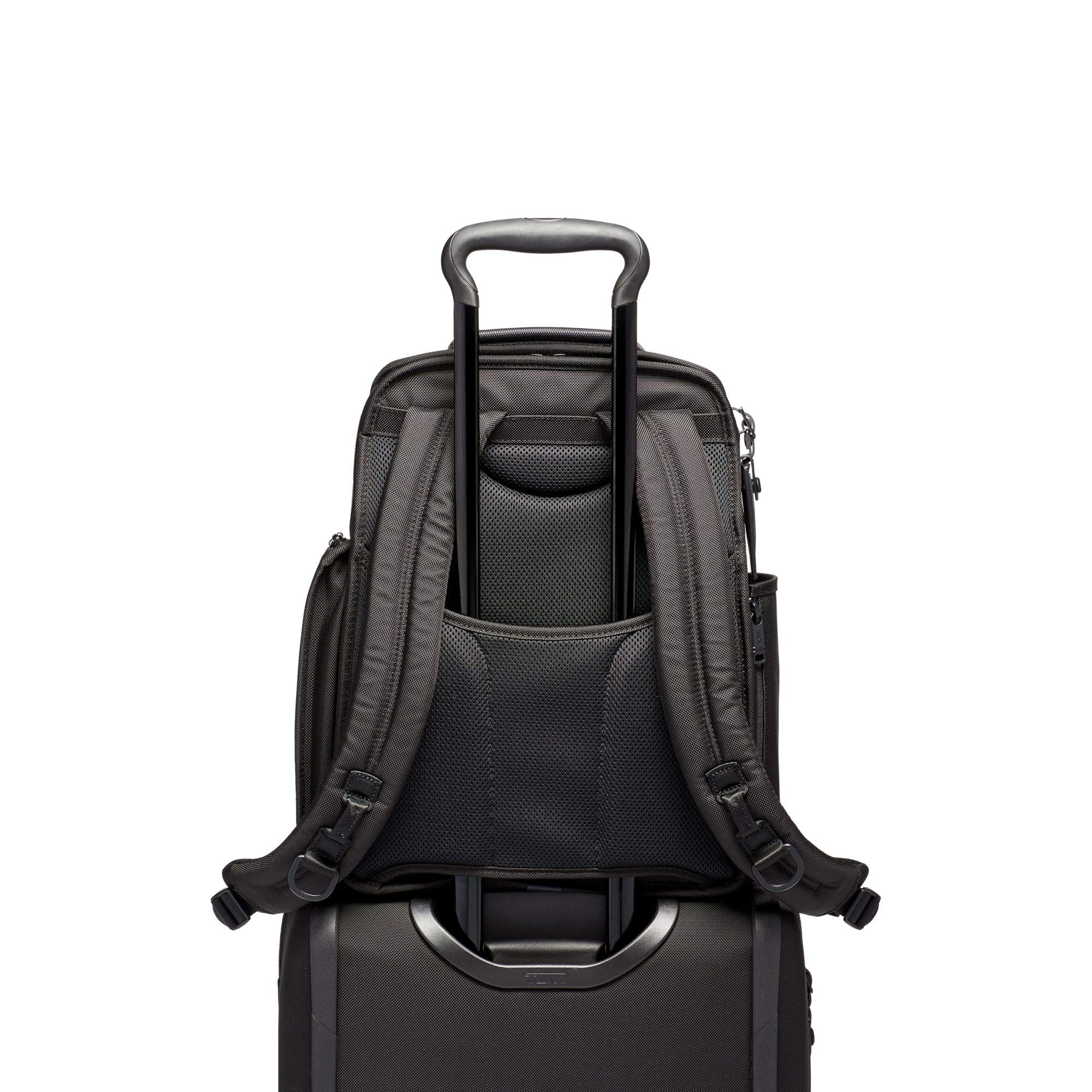 TUMI - Alpha 3 Compact Laptop Brief Pack - 15 Inch Computer Backpack for Men and Women - Black by TUMI (Image #5)