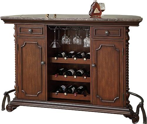 2-door 2-drawer Bar Unit