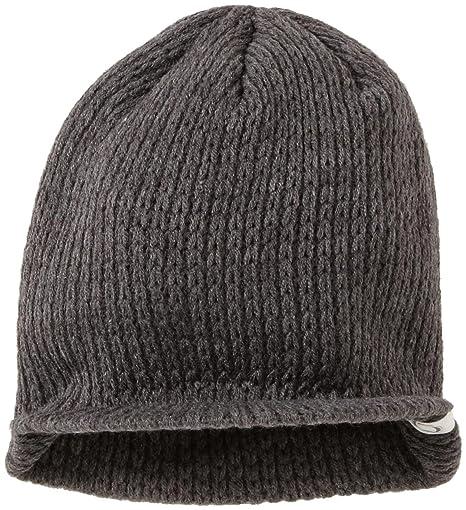 74f38e45104 Amazon.com  Chaos Hats Men s Jackson Acrylic Beanie (Brown