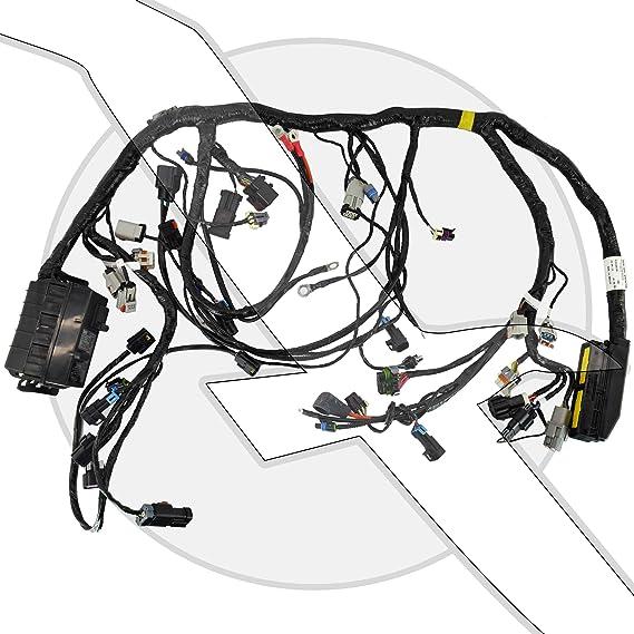 Amazon.com : Volvo Penta 8.1L Gi 400 Motor Marine Engine Wiring Wire Harness  21169168 3889383 : Sports & Outdoors | Volvo 8 1 Gi Penta Wiring Harness |  | Amazon.com