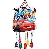 ALMACENESADAN 0823, Piñata Basic Disney Cars,, Fiestas