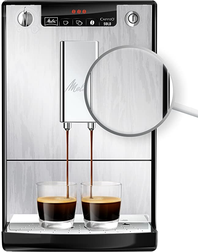 Melitta - E 950-111 - Caffeo Solo - Machine à Café Expresso ...