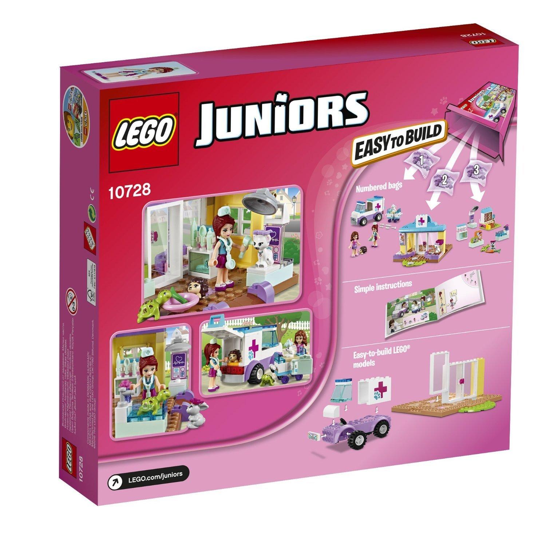 Assez LEGO - 10728 - Juniors - Jeu de Construction - La Clinique  KC59