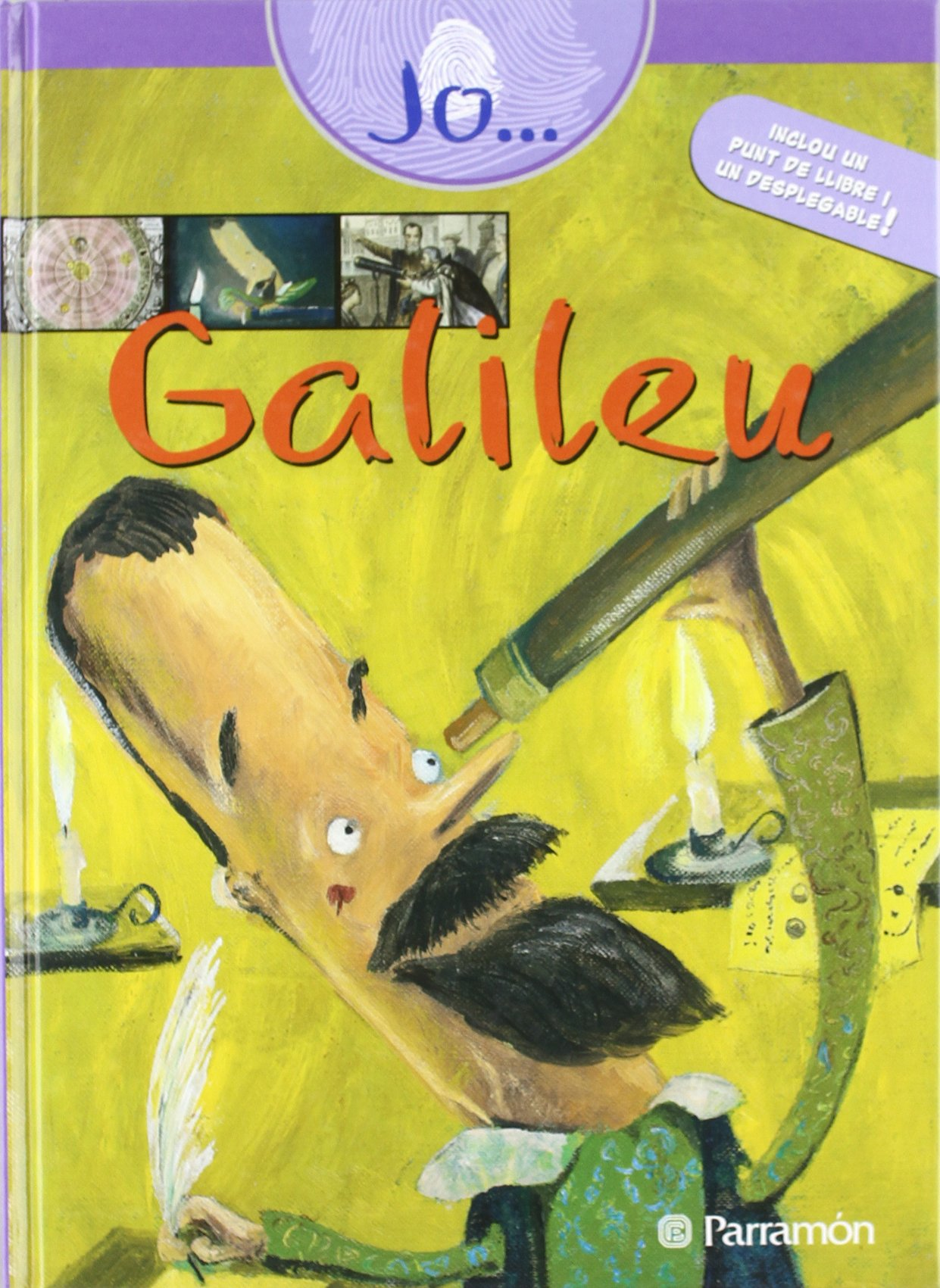 Jo… Galileo Galilei (YO): Amazon.es: Pla, Albert, Prestifilippo, Pablo: Libros