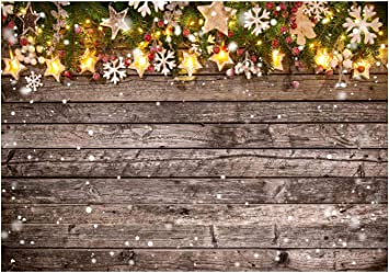 Christmas Cake and Candy Wooden Board Wedding Baby Photography Background Custom Photography Studio Photography Background