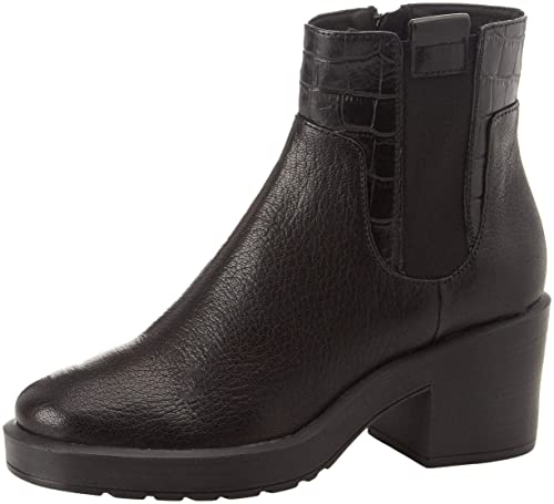 quite nice new products united kingdom Geox Women's D Kenly Mid a Chelsea Boots